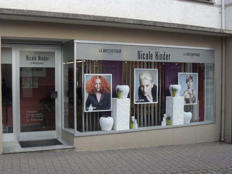 Der Salon liegt am Langen Steinweg 14 im Stadtkern von Blomberg. Die  Altstadt ist sehr idyllisch mit ihren kleinen Gassen b67086e23c0